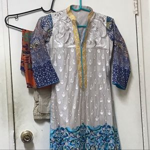 Other - 3 piece Indian dress